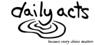 Daily Acts logo