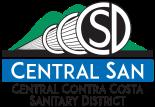 Central San Logo Color Stack